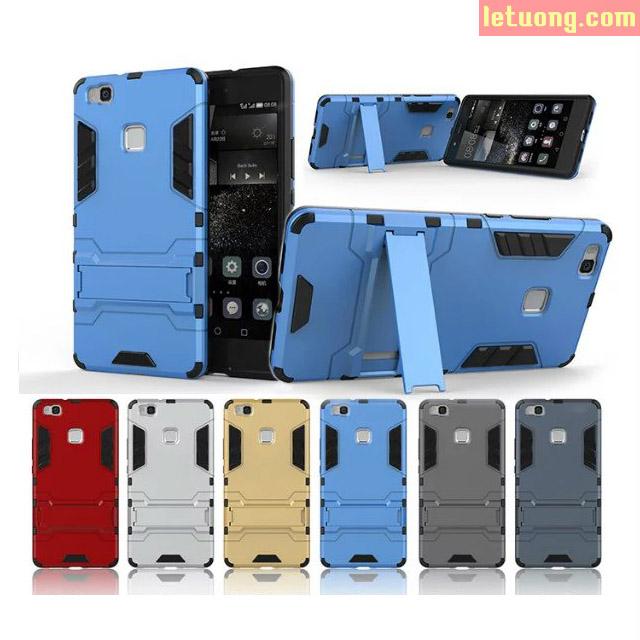 Ốp lưng Huawei P9 Lite LT Iron Man chống sốc sang trọng mạnh mẽ