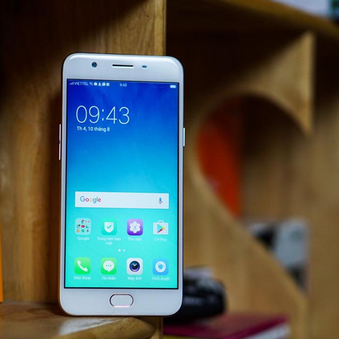 (Techz.vn) F1s là chiếc smartphone mới nhất thuộc dòng điện thoại chuyên selfie của Oppo nhằm nối tiếp thành công của những bậc đàn anh như F1 hay F1 Plus.