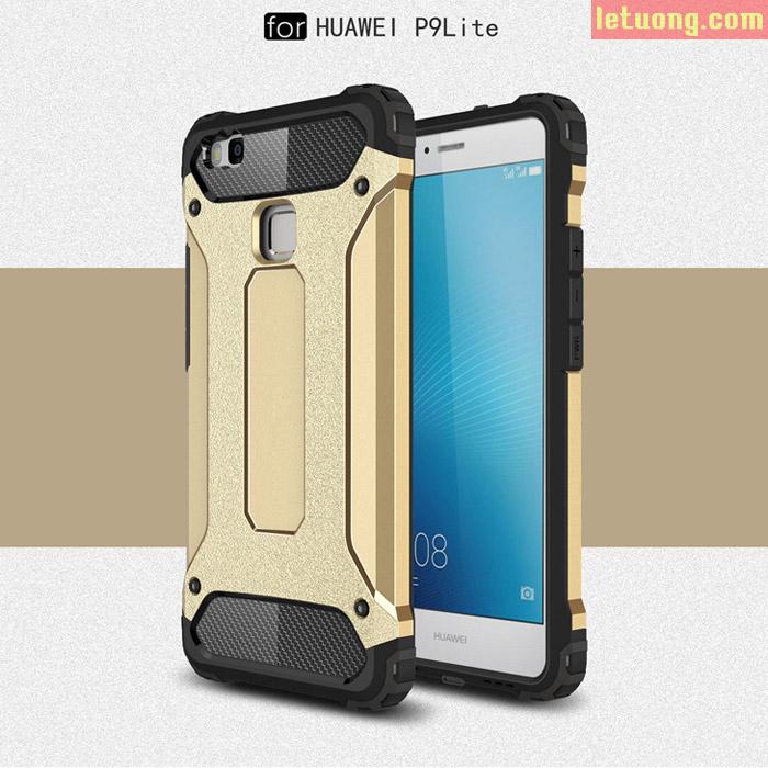 Ốp lưng Huawei P9 Lite LT Tough Tech Armor siêu chống sốc, hầm hố