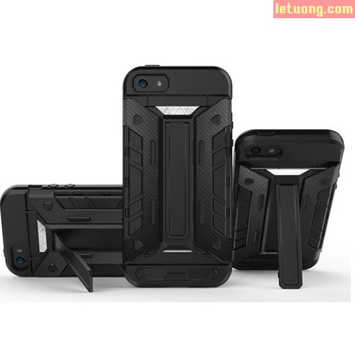 Ốp lưng Iphone SE/5/5S Various Card có chân chống xem video