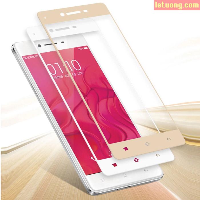 Kính cường lực full màn hình Oppo A37 Neo 9 Glass Full Cover 3D