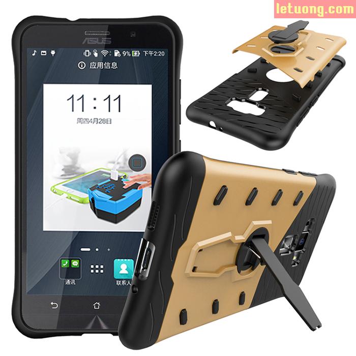 Ốp lưng Zenfone 3 5.5 Inch ZE552KL LT Sniper Hybrid Case độc