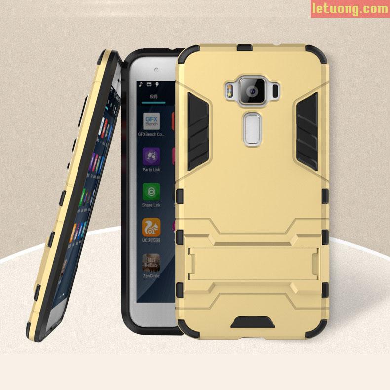 Ốp lưng Zenfone 3 5.5 Inch ZE520KL LT Iron Man chống sốc xịn