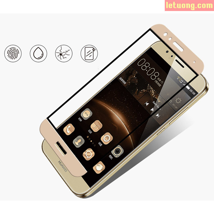 Kính cường lực full toàn màn hình Huawei G7 Plus Glass Full Cover 3D