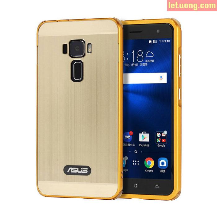 Ốp lưng Zenfone 3 5.2 Inch ZE520KL LT Metal nhôm phay sang trọng