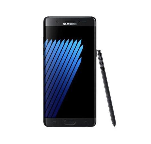 Samsung ra mắt Galaxy Note 7 Black Onyx tại Hàn Quốc
