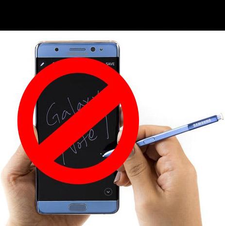 Samsung: Có tới 26 báo cáo sai về việc Galaxy Note 7 cháy nổ
