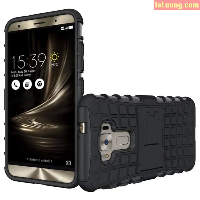 Ốp lưng Zenfone 3 5.2 inch ZE520KL LT Armor Special chống sốc