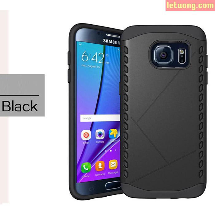 Ốp lưng Samsung Galaxy Note 5 LT Armor Simple + kính cường lực