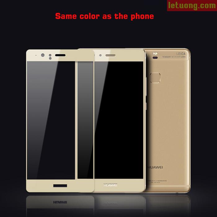 Kính cường lực full màn hình Huawei P9 Glass Full Cover 3D