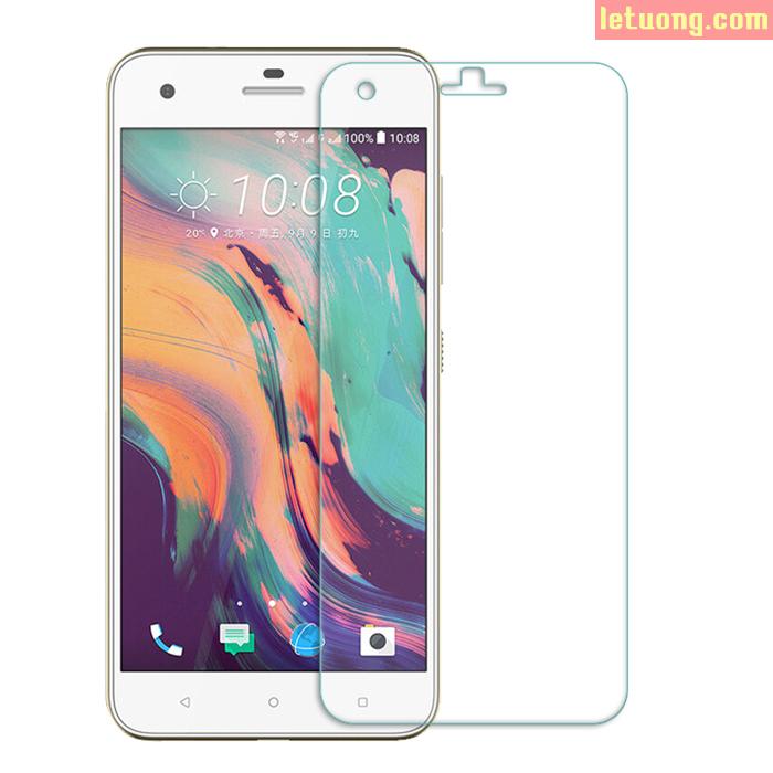 Kính cường lực HTC Desire 10 Pro Tung Pro+ Glass vát viền 2.5D