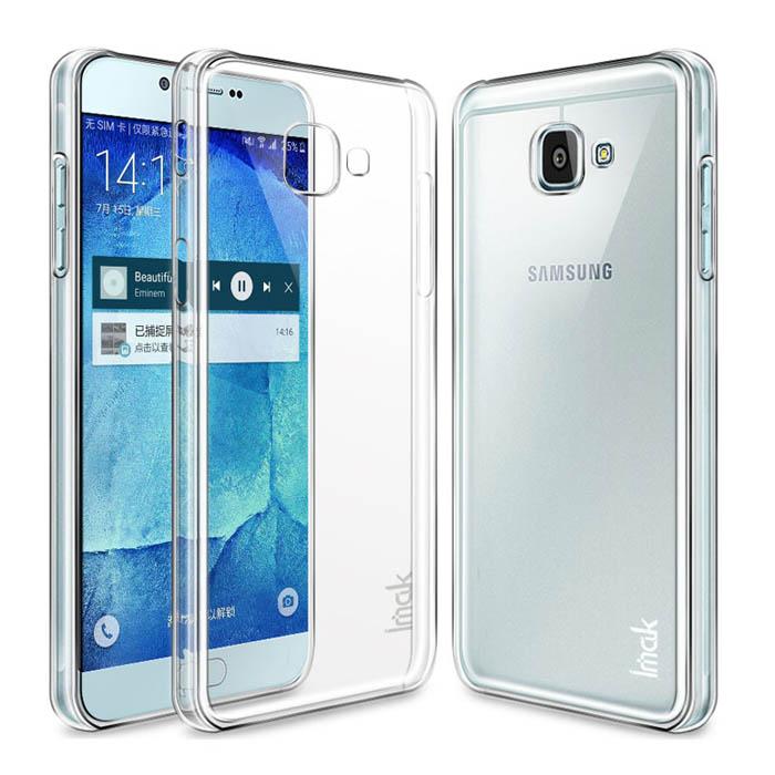 Ốp lưng Galaxy A7 2017 Imak Nano trong suốt không ố vàng